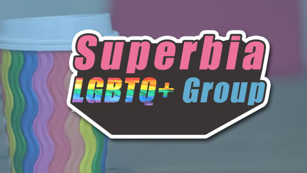 Superbia: LGBT Online Coffee Break