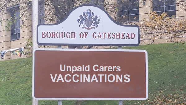 Covid-19 Vaccination Booking Update - April 2021